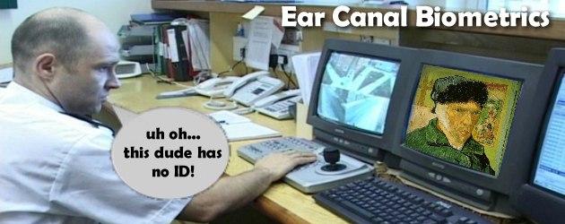Ear Canal Biometrics